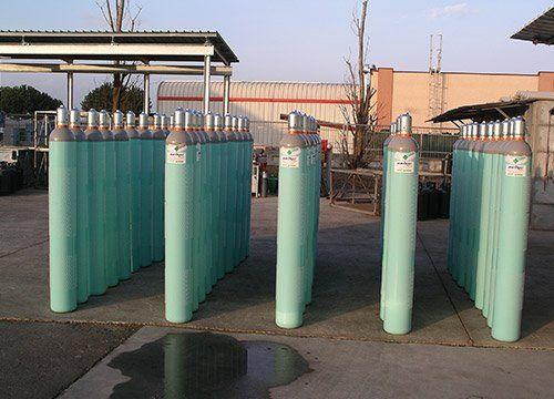 bombole di gas grandi