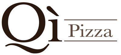 Qi pizza logo