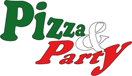 PIZZA E PARTY - LOGO