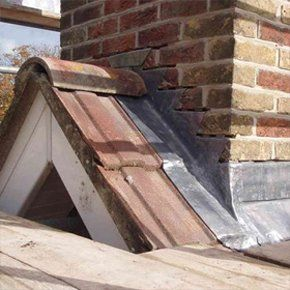 Chimney rebuilding - Southampton, Hampshire - A-Z Roofing - roofing