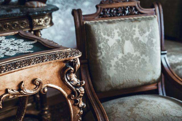 Antique Restoration — Antique Chair in St. Paul, MN - Antique Restoration St. Paul, MN Advanced Furniture & Leather Repair