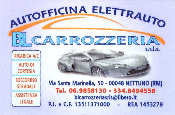 B.L. Carrozzeria - Logo