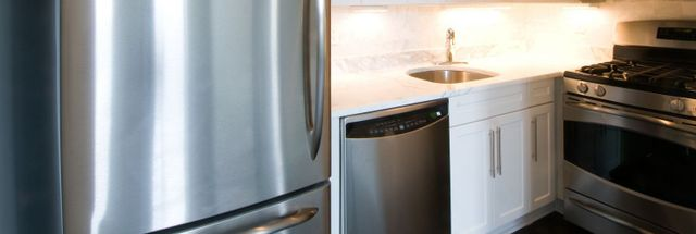 Copmpleted appliance service in Wellington
