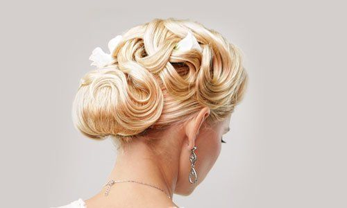 Stylish hairdos