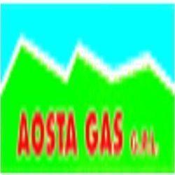 Aosta Gas - Logo
