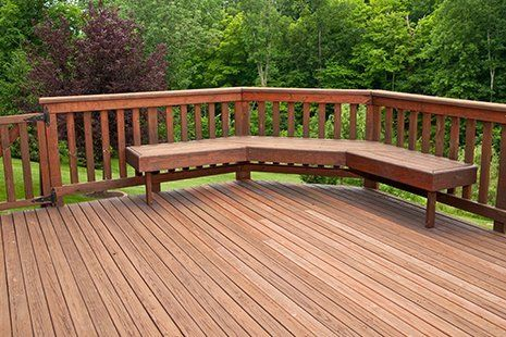 Decking installations