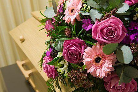 gli addobbi floreali