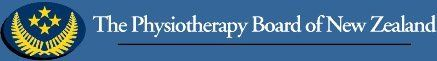 the physiotherapy board of new zealand logo