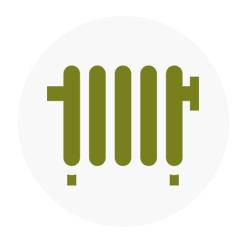 icona termosifone