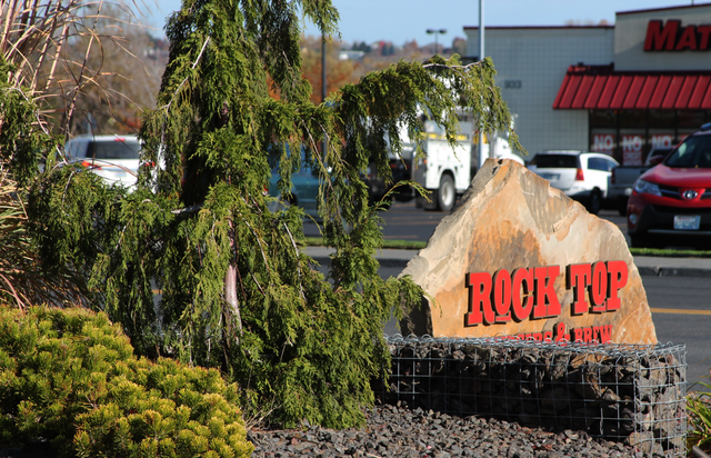 Rock top moses lake wa