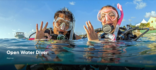 Open Water Scuba Class | Diving Certification | Rockford, IL
