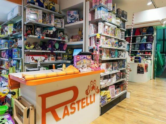 Rastelli Store cartoleria e forniture per ufficio in via Vannucci a Perugia