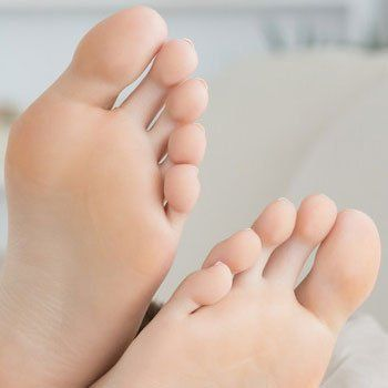 cleaner foot