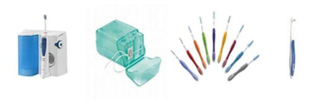 strumenti per igiene orale