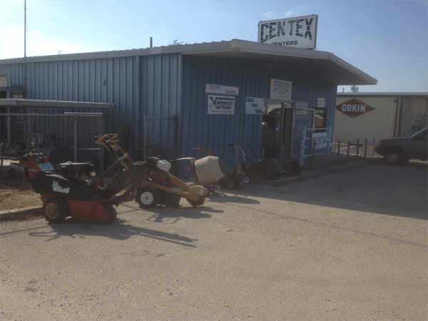Equipment Rentals - Cen-Tex Rental Centers - Killeen, TX