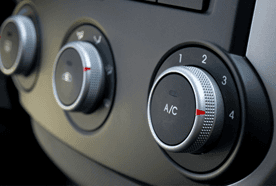 Air conditioning knobs