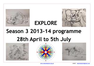Explore lifelong learning Season 3 2013-14 programme adult education