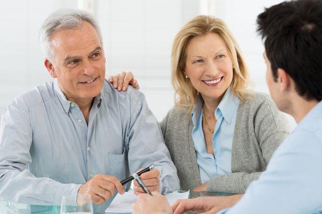 how a financial advisor can help an entrepreneur retire