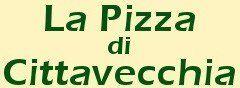 LA PIZZA DI CITTAVECCHIA - LOGO