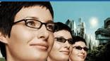 Donne con occhiali