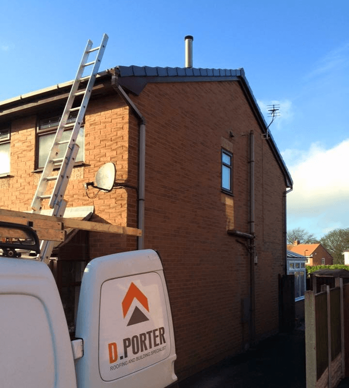 D Porter Roofing Amp Building Specialists Roofing Accrington