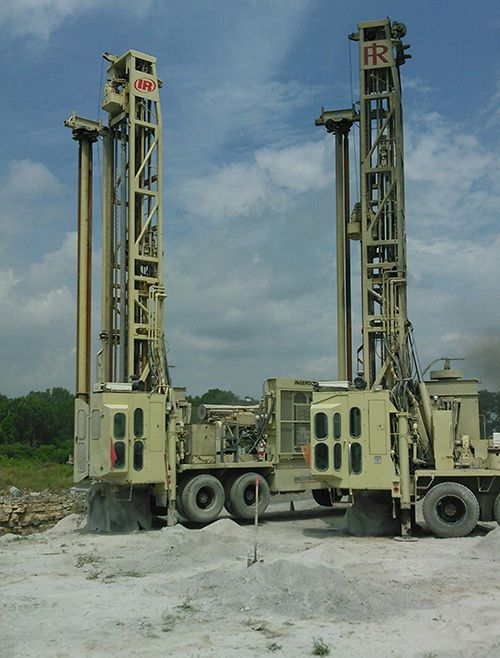 Nothnagle Drilling, Inc  - Scottsville, NY - Mining & Blast Hole