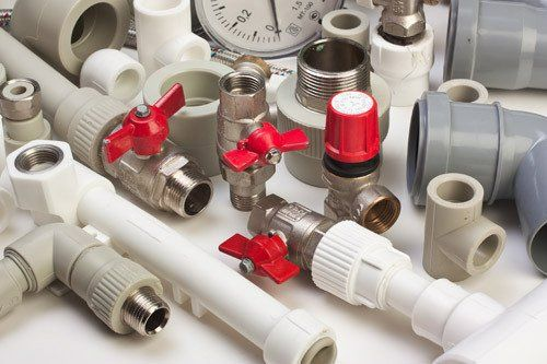 Gas supply and fitting