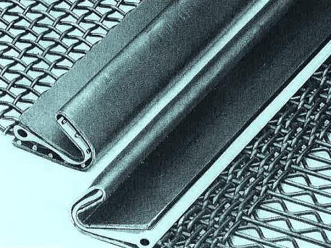 tele per vagli in acciaio