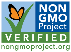 non gmo verified sticker