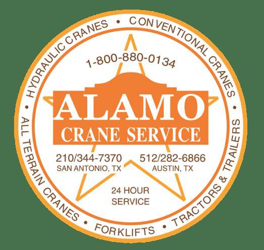 Crane, Cranes, Crane Company, Texas | Alamo Crane Service