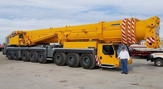 Hydraulic Cranes, Conventional Cranes, Mobile Cranes, 500