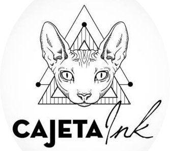 Cajeta Ink Tatuaggi – Logo