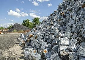 commercio materiali ferrosi