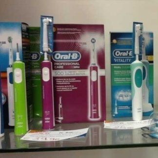 spazzolini elettrici oral b