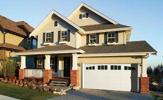 Gentil Residential Garage Doors