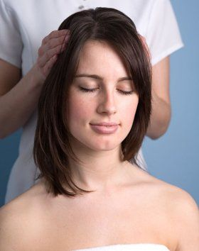 Beauty services - Fife - The Crescent Health & Beauty Salon - Head Massage