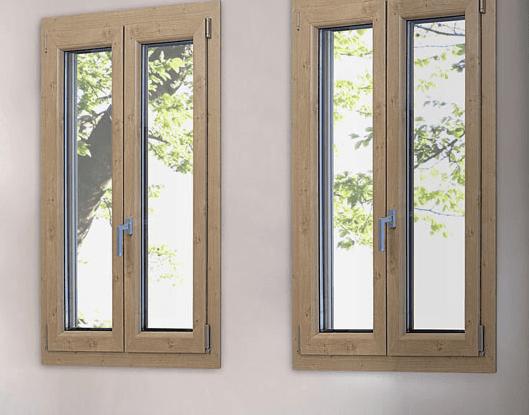 Finestre e serramenti in pvc produzione e posa asti alba oma - Finestre in legno o pvc ...
