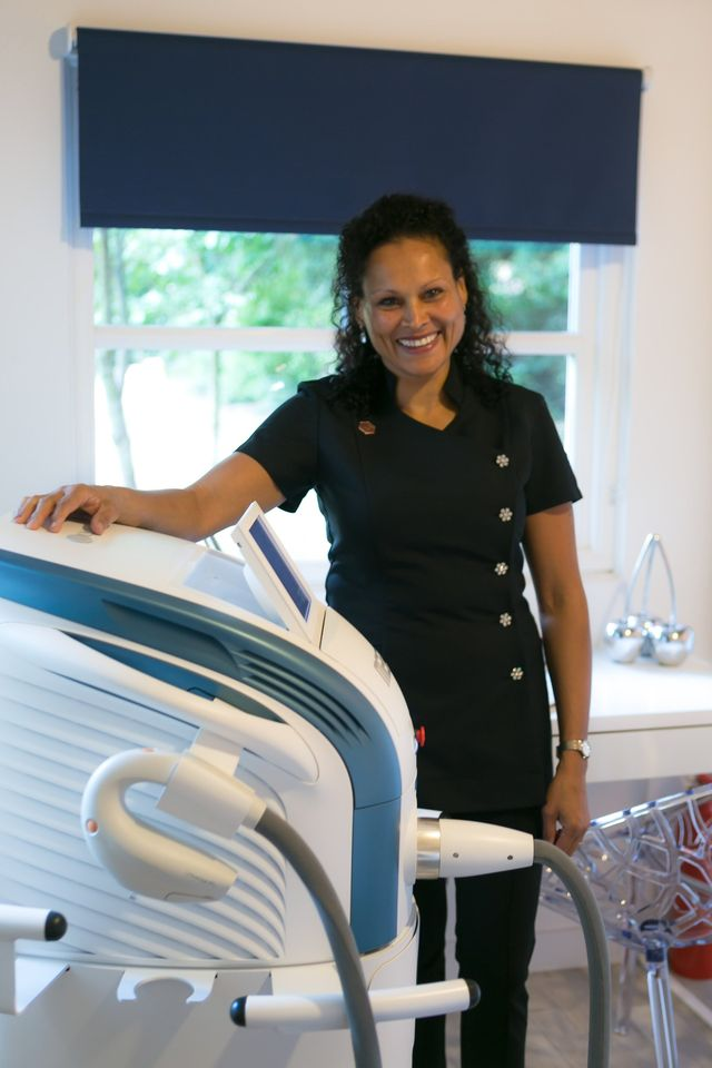 Crystal Rose Skin Clinic owner
