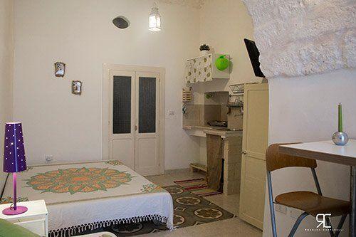 Camera dell'alloggio Bed & Breakfast 28 a Ostuni