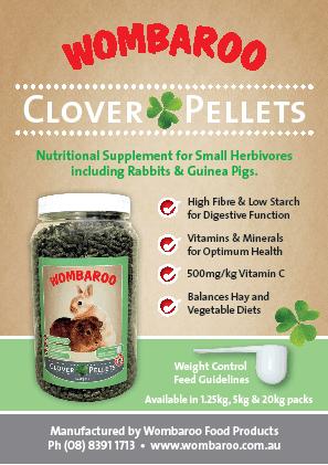 clover pellets