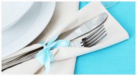 organizzazione feste, specialità carne, menu di pesce