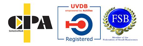 UVDB FSB logos