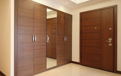 Wooden wardrobe for your commercial property in Arundel