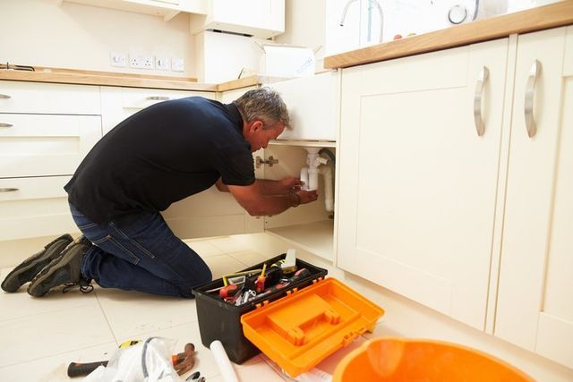 Kitchen Plumbing Repairs | Bryan & College Station, TX | All Day ...