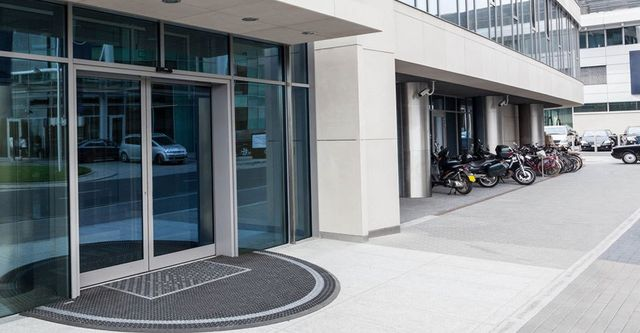 Automatic door and & Tayside Automatic Doors electronic door specialists in Dundee