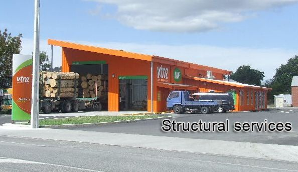 residential and commercial structural services