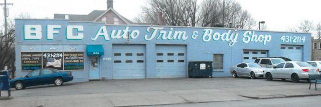 Auto body repair Covington, KY – B F C Auto Trim & Body Shop