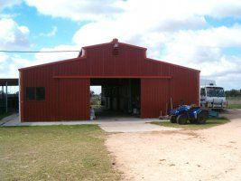 Horse Stables And Custom Horse Barns Magnus Australia