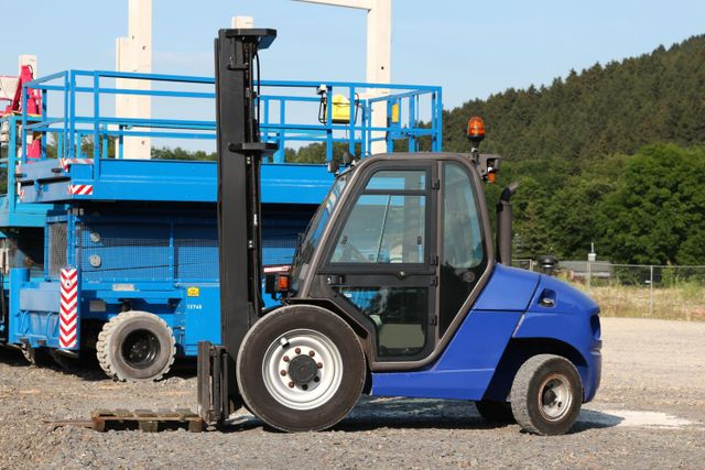 Forklift and vehicle repairs in Canterbury
