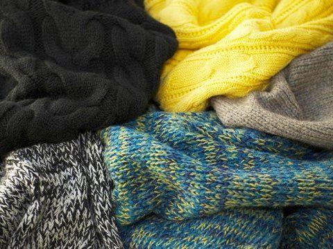 vari tipi di maglie
